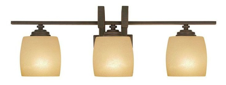 Brilliant Bathroom Light Fixtures Bronze Inside Design Decorating