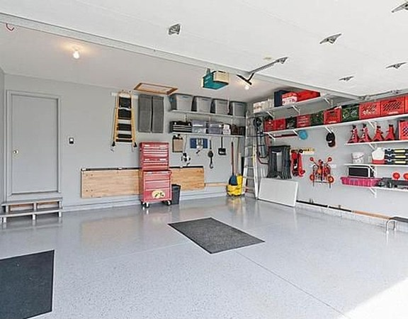 garage storage ideas how to organize your garage. Black Bedroom Furniture Sets. Home Design Ideas