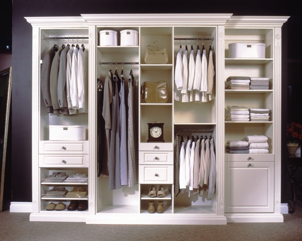 Diy closet organizer for How to design closet organizer