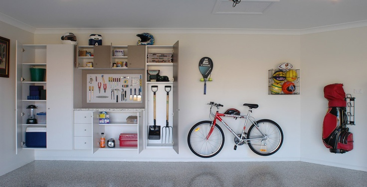 Garage Storage Ideas – How To Organize Your Garage