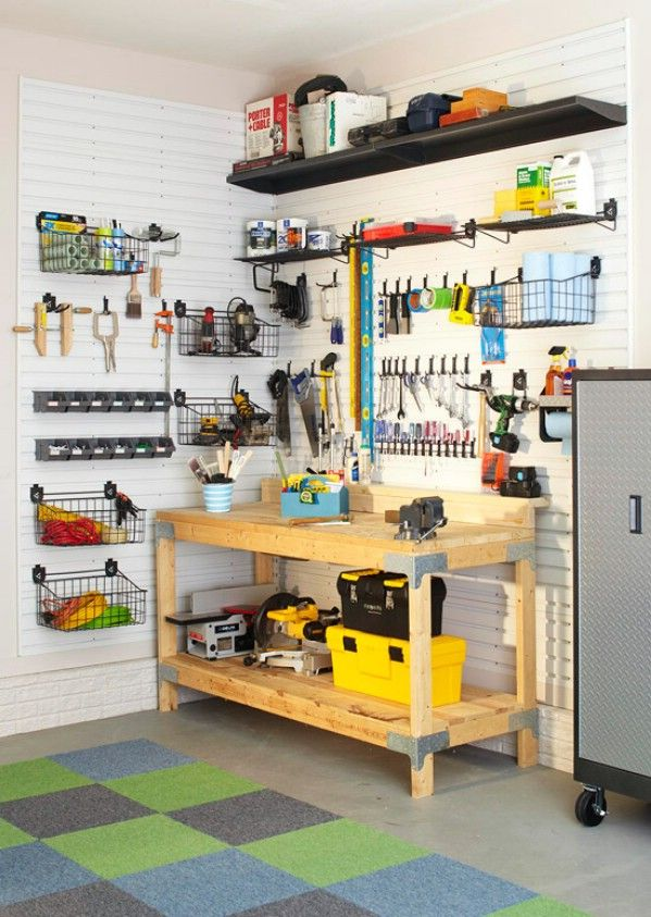 workshop-in-garage