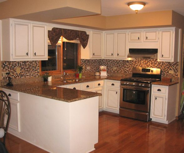 10 amazing budget kitchen makeover ideas for Cheap kitchen makeover ideas