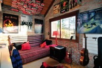 6 Amazing Teenage Boys Bedroom Design Ideas