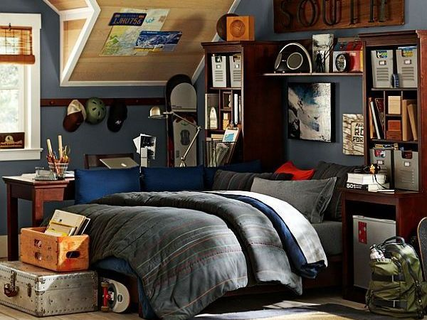 amazing teenage boys bedroom design ideas