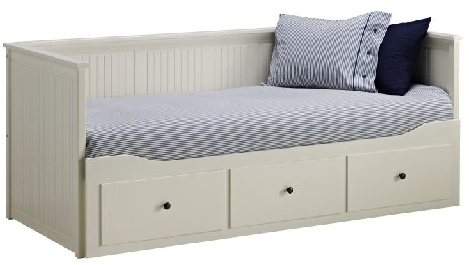 Ikea trundle bed home design decorating pictures ideas for Trundle mattress ikea