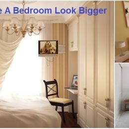 12 Ways To Make A Bedroom Feel Bigger